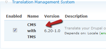 Enable Translation for Drupal