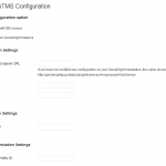 Configuring CMSwithTMS with your own GlobalSight instance