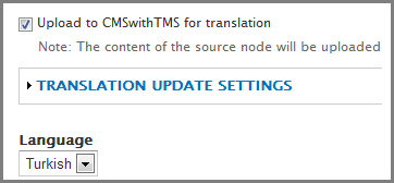 Drupal Translation Options