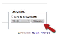 Translate MediaWiki Content
